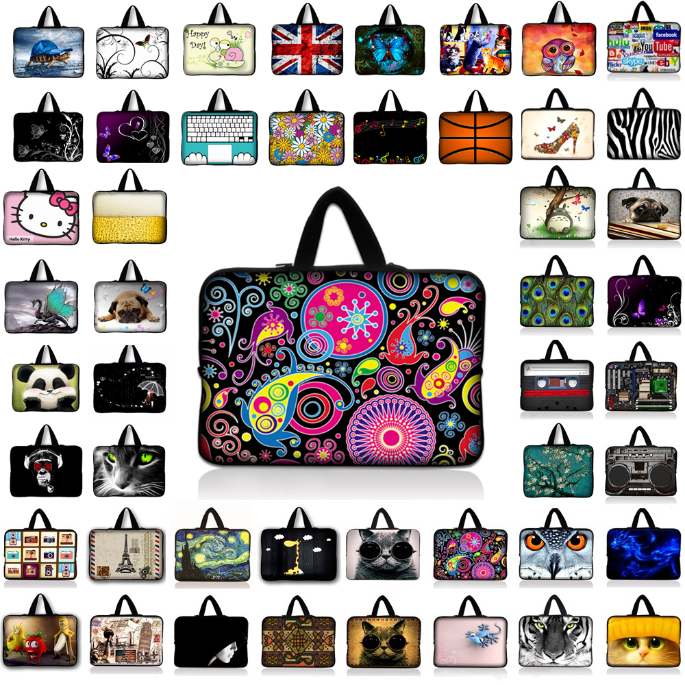 10 11.6 13 14 15 15.6 17 17.4 Laptop Bag Tablet Sleeve Pouch For Notebook Computer Bag 13.3 15.4 17.3 For Macbook Air / Pro C2