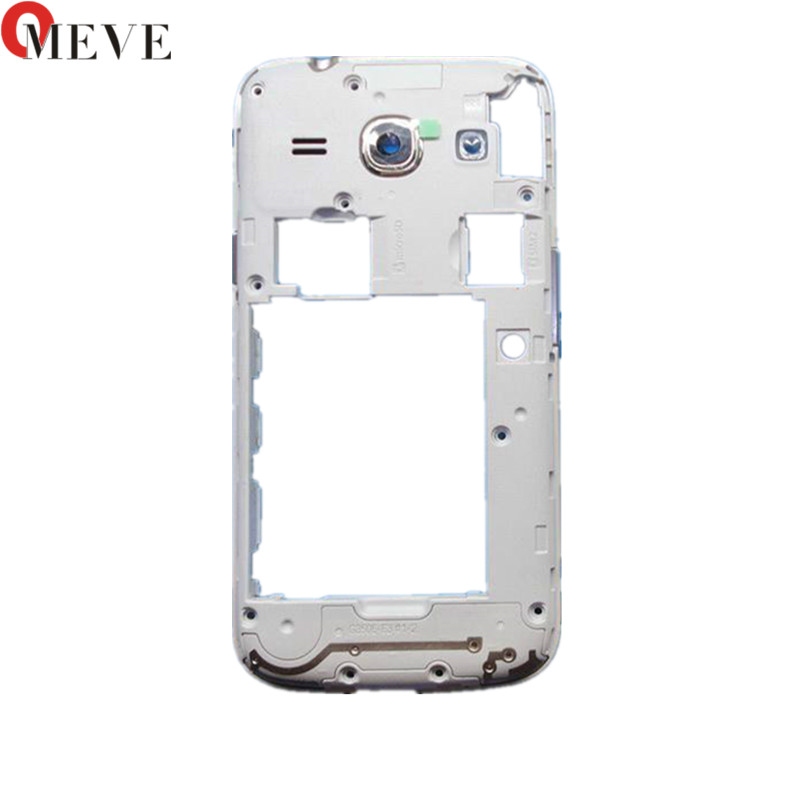 High quality Mid Middle LCD Front Frame Bezel Housing Cover Repair Part for Samsung Galaxy Star 2 Plus SM-G350E