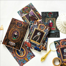 30 pcs/lot European aristocrats letters Greeting Card Postcard Birthday greeting card Letter Envelope Gift Set Message