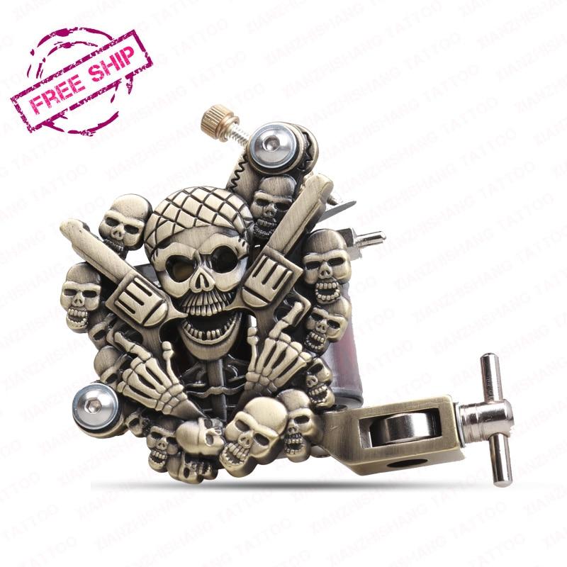 Professional tattoo guns dragonhawk relief tattoo machine for Professional tattoo guns