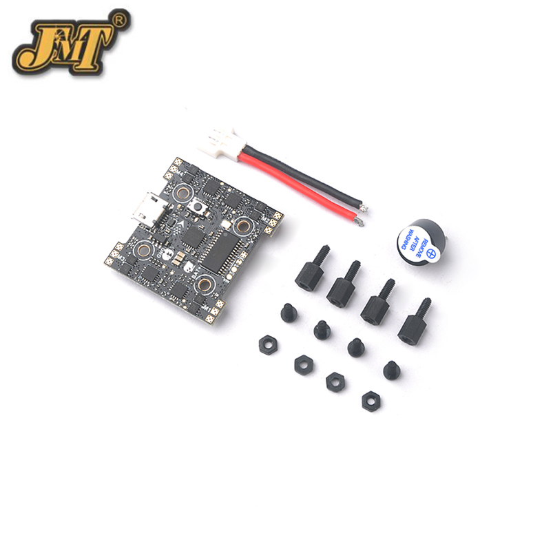 JMT Fusion X3 F3+OSD 1S Brushless Flight Control Board DHOST 4 in 1 ESC For FPV Drone RC Hexacopter Multicopter ламинатор gbc fusion 1000l a4 black