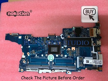 PCNANNY  827574-601 827574-001 forHP 745 G3 Laptop Motherboard 14 inch A8-8600B 6050A2728001 tested