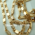 14K 14CT Gold Filled New Style 59.cm Lenght Chain Necklace N45