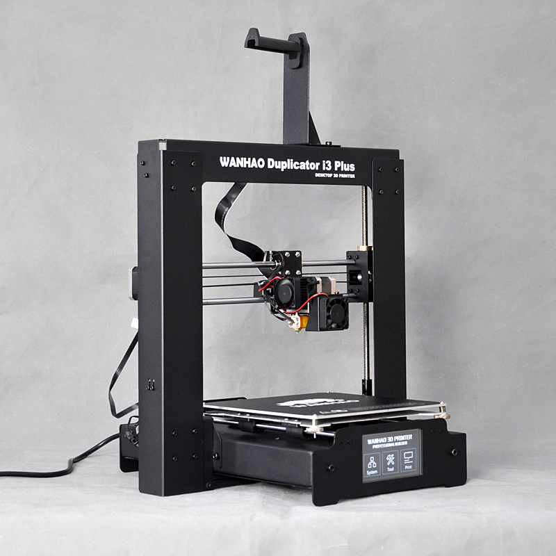 New Best Quality Reprap Core Developer Prusa WANHAO 3D Printer with Touch Screen Auto Level