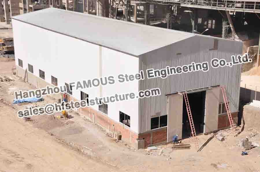Industrial Construction Design Steel Structure Warehouse Fabrication