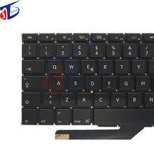 """A1398 retina Italian Italy IT keyboard without backlight for macbook pro 15.4"""" retina A1398 IT keyboard 2013 2014 2015year"""