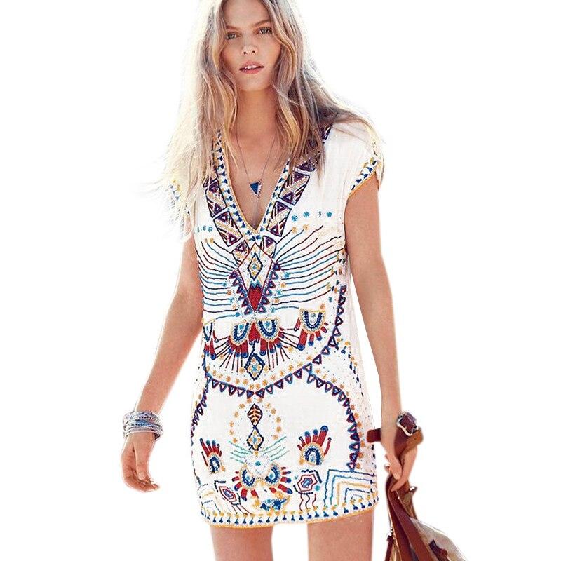 Compra corta hippie vestidos online al por mayor de China, Mayoristas de  corta hippie vestidos , Aliexpress.com
