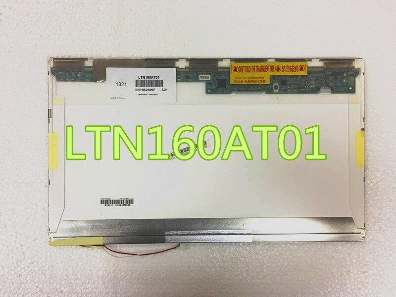 Livraison Gratuite LTN160AT01 LTN160AT02 pour ACER 6930G 6920 HP CQ60 16.0 LCD