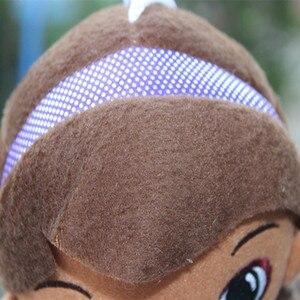 Image 2 - 30cm Mcstuffins klinika lekarz pluszak dla dzieci lalki wypchane pluszowe zabawka w kształcie zwierzątka miękkie lalki dla dzieci Brinquedo dziewczyna prezent