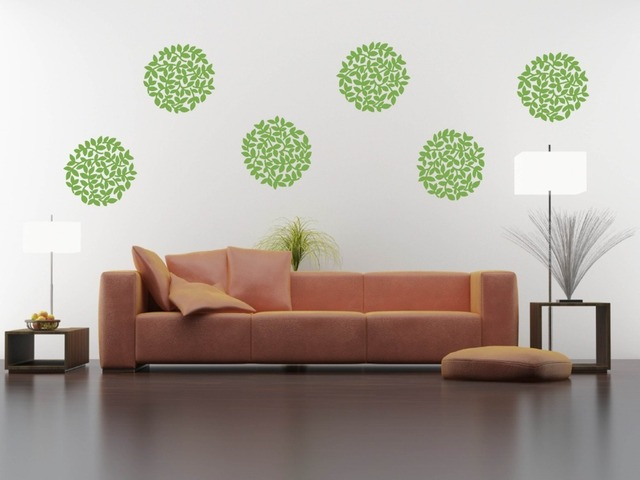 Modern Botanical Pattern