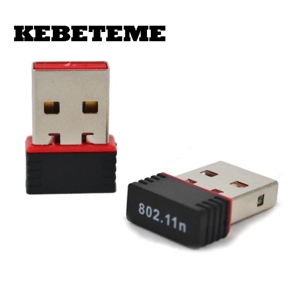 Computer & Büro Diszipliniert Kebeteme Mini Netzwerkkarte Wireless 150 Mbps Usb Wifi Lan Adapter 802.11n/g/b Wifi Adapter Antenne Für Pc Computer