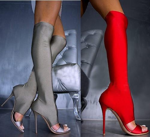 Online Get Cheap Unique Thigh High Boots -Aliexpress.com | Alibaba ...