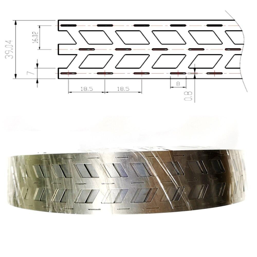 Здесь можно купить  1kg high purity nickel belt 0.15*7*39.04mm misplaced pure nickel belt for 18650-3P battery spot welding pure nickel battery pack  Инструменты