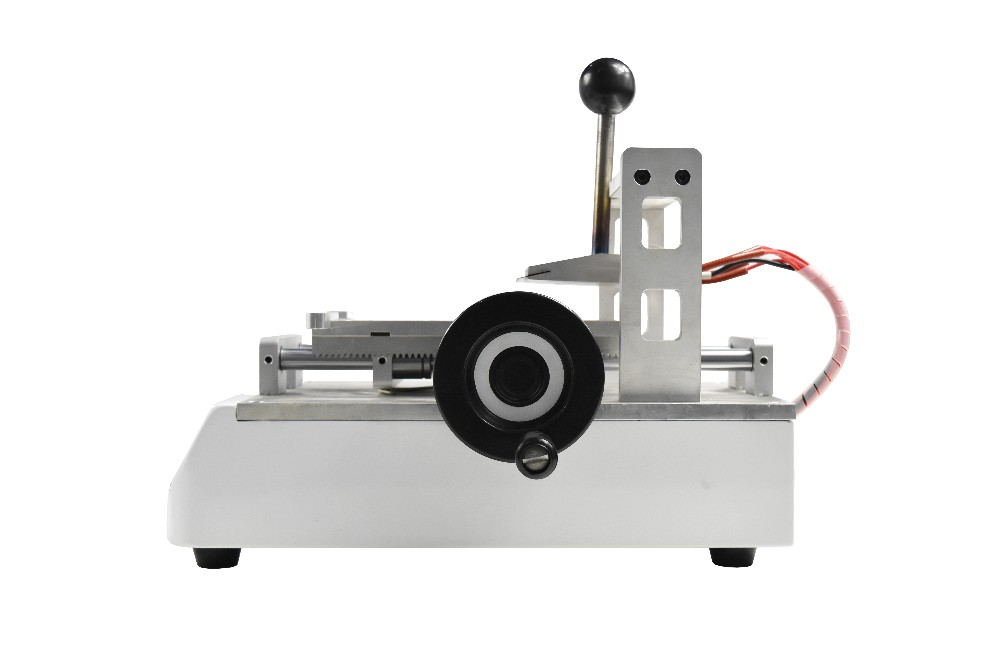 side image of oca machine for removing polarizers