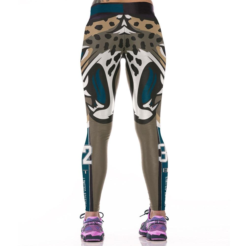 Waktu Petualangan Kebugaran Wanita Seragam Olahraga Legging Olahraga - Pakaian Wanita - Foto 6