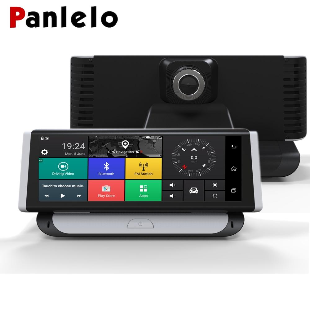 Panlelo Bluetooth Navigation 7 84 inch 1280 400 1080P Android 5 0 Car GPS RAM 1GB