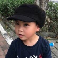 children newsboy cap Woolen octagonal hat Autumn winter casual fashion hat Baby cute hat [available from 11 11]hat woolen hat canoe4706101