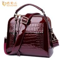 2018 New Women Messenger Bags Genuine Leather Handbags Ladies Fashion Shoulder Bags Bolsas PT598