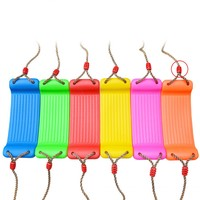 Hot Sale Baby Swing Children Kids Swing Hanging Chair Outdoor Rocking Garden Seat Plate Lanyard Hammock