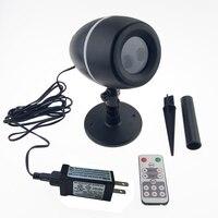 New IR Remote RGB LED Crystal Magic Rotating Ball Stage Light 3m USB 5V Colorful Ktv