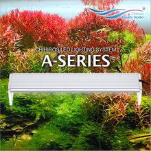 Nicrew UNA serie di ha condotto la luce dell'acquario piante Pianta coltiva la luce di Illuminazione 8000k acquario pianta acquatica fish tank Chihiros UNA serie