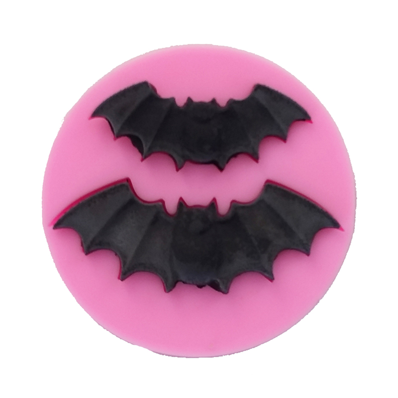 Detail Feedback Questions About Mini Bat Cooking Tool Silicone Mold Baking Fondant Sugar Craft Decoration Molds Diy Cake Fimo Tools F0698 On