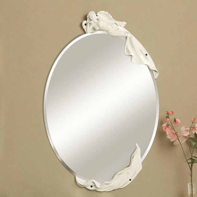 US $139.0 |Trasporto libero La bellezza specchio, creativo ed elegante  specchio a parete, decorazione per camera da letto o in bagno e salone di  ...