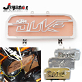 100% Quality Guarantee Stainless Steel Motorcycle Radiator Cover Guard for KTM DUKE 390