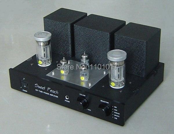 Amplifikator tubi XiangSheng Sweet Peach SP-FU50 HIFI EXQUIS FU50 - Audio dhe video në shtëpi - Foto 2
