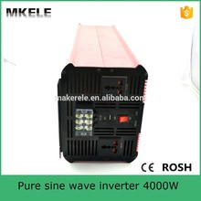 MKP4000-241R low frequency power inverter 4000w inverter 24vdc to 120vac transformer inverter off-grid pure sine wave form