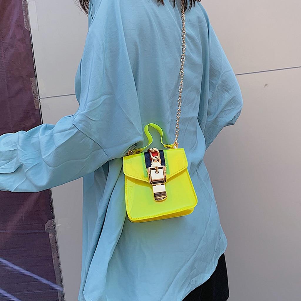 MUQGEW Handbag Phone Coin-Bag Fashion ABS Hasp Women -0523