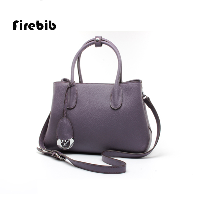 FireBib Real Cow Leather Ladies HandBags Women Genuine Leather bags Totes Messenger Bags Hign Quality Designer Luxury Brand Bag real cow leather lady handbags women genuine leather bags totes messenger bags hign quality designer luxury brand bag sac a main