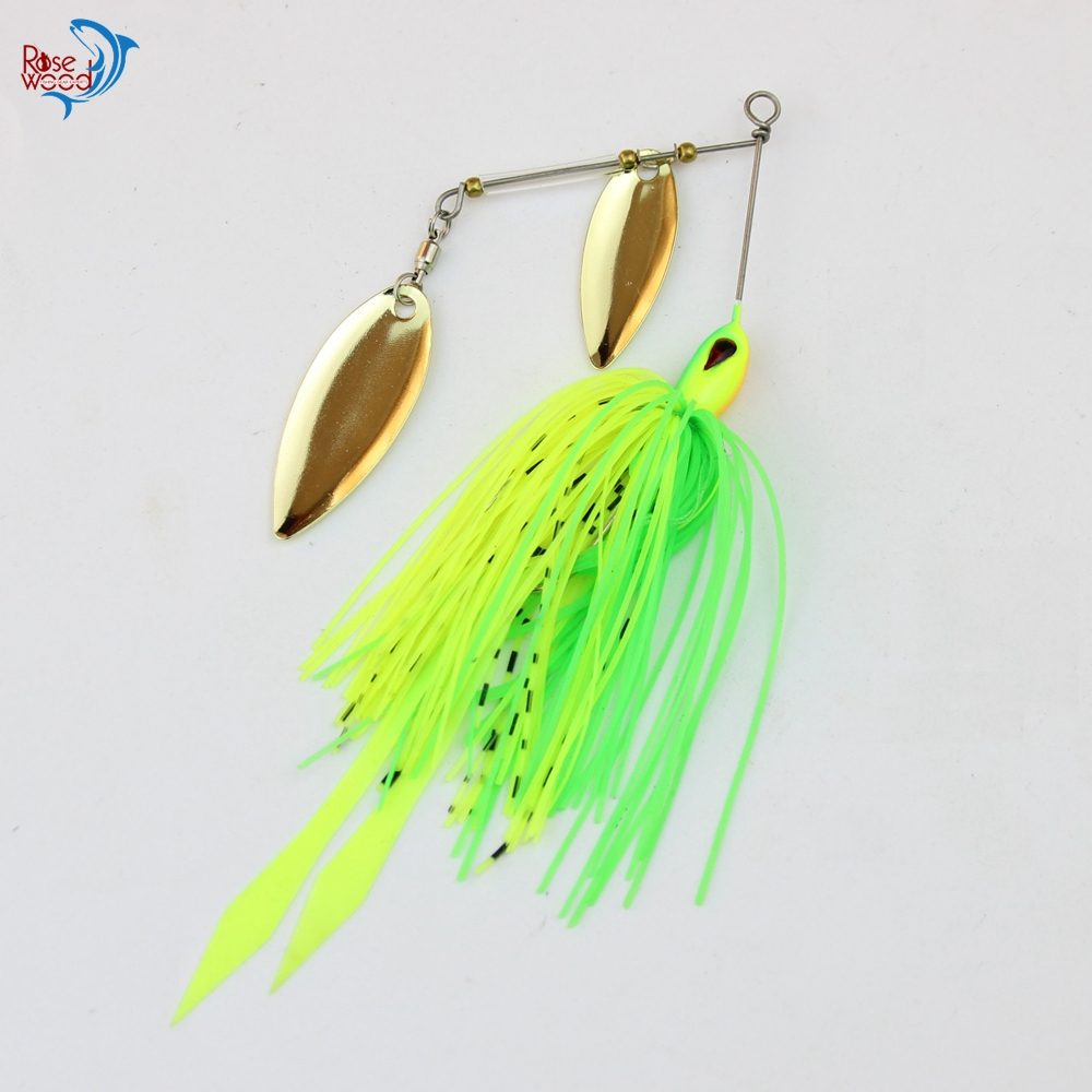 Spinnerbait for trout for Cheap fishing spinners