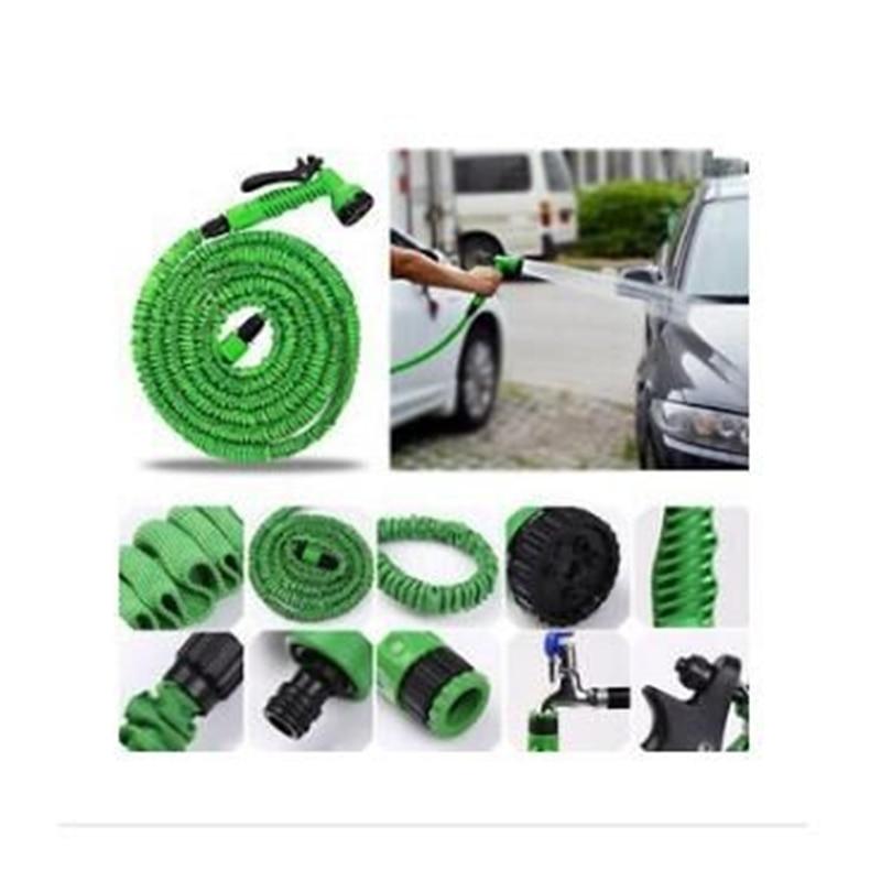 Hos fleksibel panas hos yang boleh ditanam Taman Hos reels + Taman - Peralatan berkebun - Foto 6