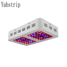 Yabstrip LED grow light 300W Full Spectrum fitolamp for indoor flowers vegetables seeding Greenhouse grow tent plants grow lamp 800w 800led grow light full spectrum led plant lamp for indoor plants flowers vegetables herbs greenhouse commercial hydroponic