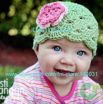 2011 Fashion popular  Hand crochet baby cap and hat Beanie hat 33 designs for choice Toddler hat 50pcs free shipping