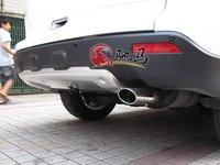 CHROME EXHAUST MUFFLER TIP End Pipe For Honda CRV CR V 2007 2008 2009 2010 2011
