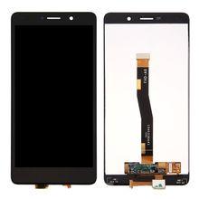 Хорошее 5.5 дюймов ЖК-дисплей для Huawei gr5 2017 Коврики 9 lite ЖК-дисплей Дисплей + Сенсорный экран планшета Ассамблея Ремонт Запчасти с Honor логотип