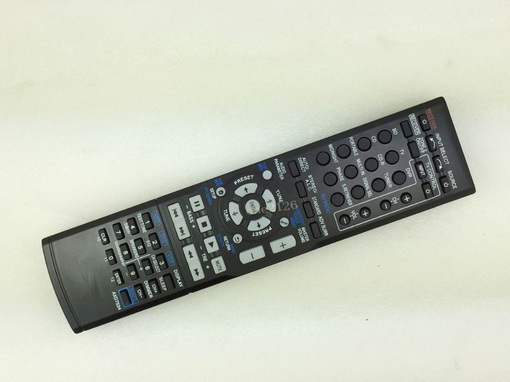 New Replacement Remote Control For Pioneer VSX-524-K VSX-C550 VSX-423-K VSX-50 AV Receiver набор для домашнего кинотеатра attitude echo 5 0 vsx 330 k