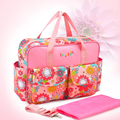 2016 Baby Stroller Bag Outdoor Care Diaper/Nappy Bags Maternity Bags for Women's messenger shoulder ladies bag waterproof
