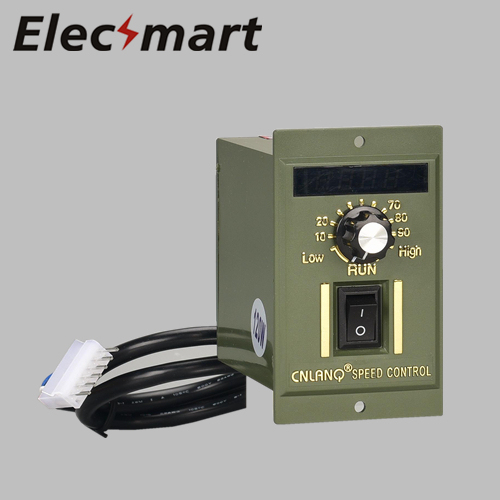 contact us for power level  digital display Electrical Motor Speed Control UX-52 AC Motor Speed Controller 220V