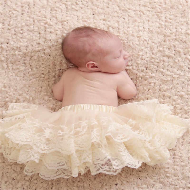 Ropa para niños falda de bebé niña tutú 3 capas princesa tul faldas sólido vestido de gasa Pettiskirt 3 M-6 T ropa para niñas pequeñas