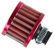 12mm Mini Car Air Filter, Red Color