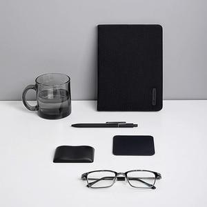 Image 4 - Youpin Kaco Noble Papier Notebook Pu Leather Card Slot Wallet Boek Met Teken Pen Gift Voor Kantoor Reizen Vergadering Kind