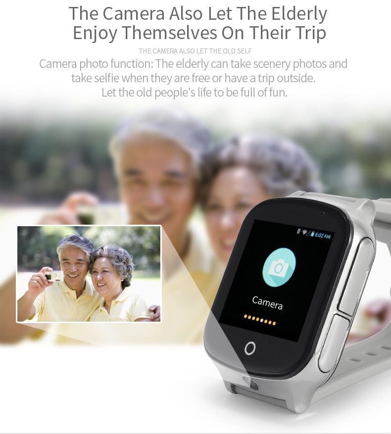 A19 Smartwatch Kids GPS Android Watch SIM Phone GPS Locating SOS Call Voice Monitor Device with Camera Kids Wristwatch Smart in Smart Watches from Consumer Electronics