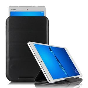 Ультратонкий кожаный чехол для планшета Samsung Galaxy Tab S 8,4