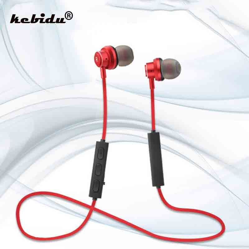 Earphone bluetooth magnetic - bluetooth headphones magnetic attraction