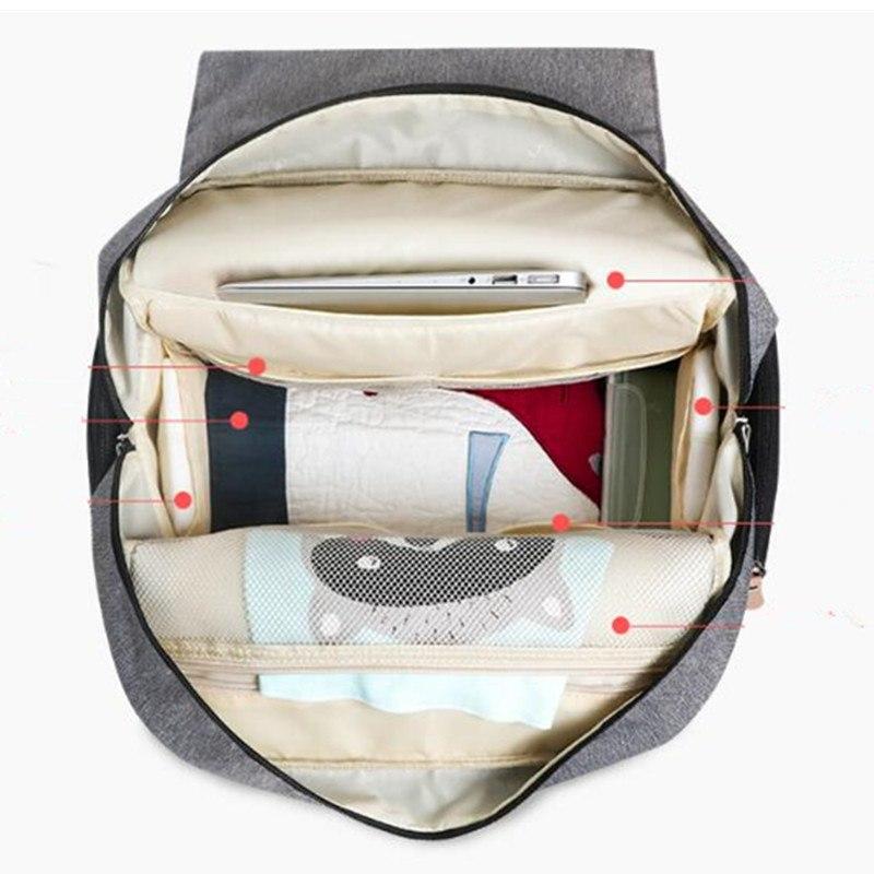 Capacious Nappy Backpack