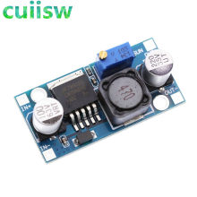 5 pçs/lote LM2596HVS 4.5-60V LM2596HV DC Voltage Regulator Power Converter Car Charger Veículo DIY Step-down Módulo
