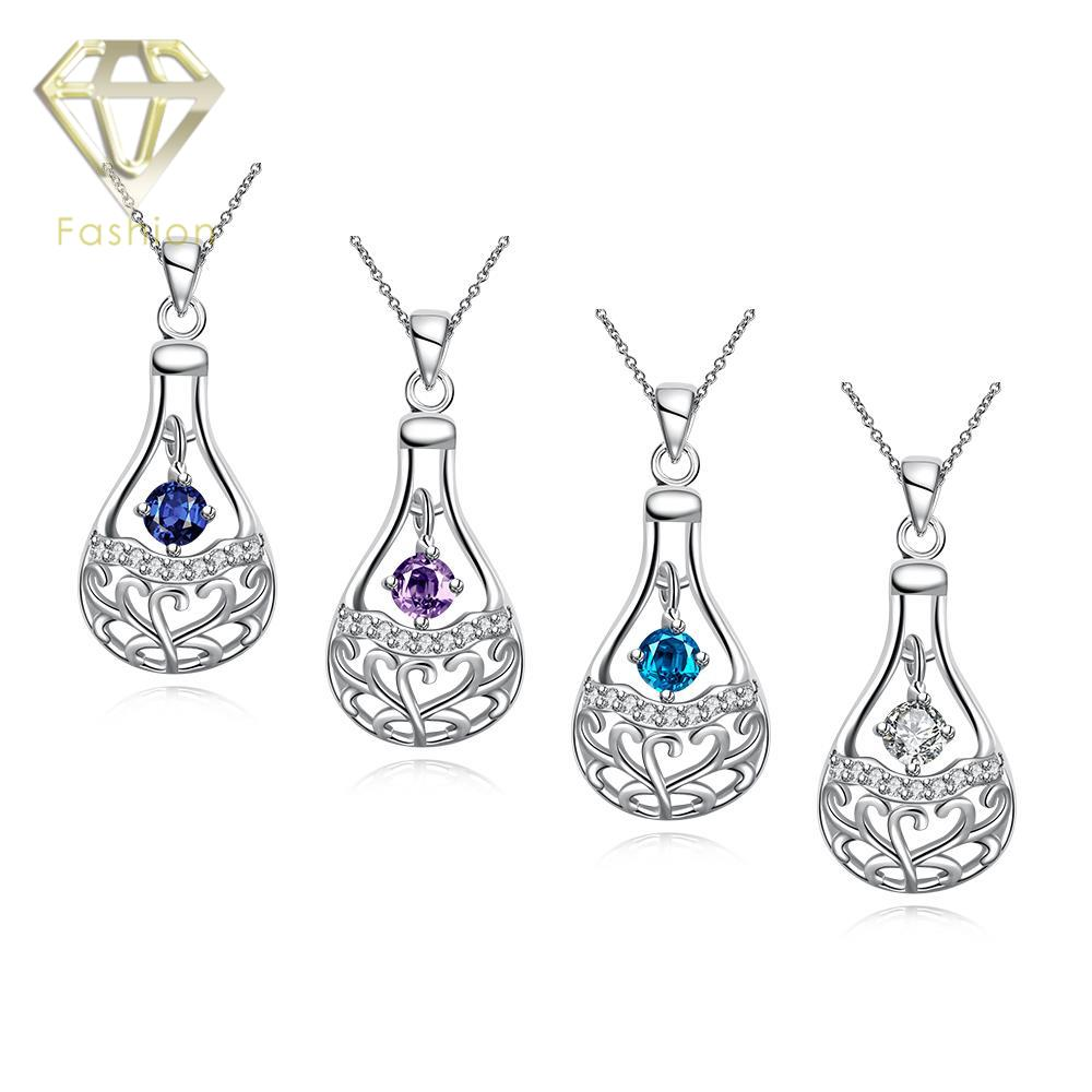 Latest Jewellery Designs 4 Color Styles New Fashion Perfume Bottle ...